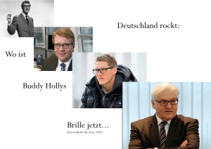 Buddy Hollys Brille