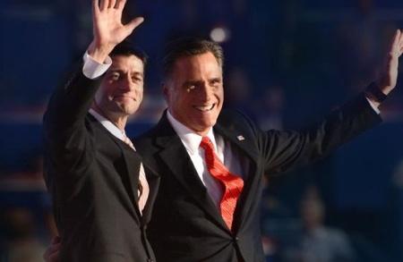 Romney und Ryan tun, was sie am besten können: blenden!
