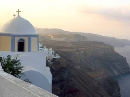 Thira Kikladhes, Greece 1 - 2015 - copyright by András Tóthmihály